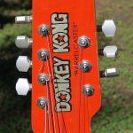 Donkey Kong 7 String Guitar