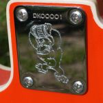 Donkey Kong Custom Guitar