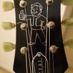 Vault Boy Guitar S.P.E.C.I.A.L.