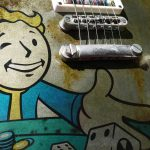 Vault Boy Les Paul Guitar