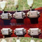 Fallout Vault Tec Guitar Headstock